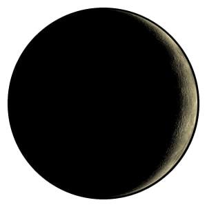 lune nouvelle